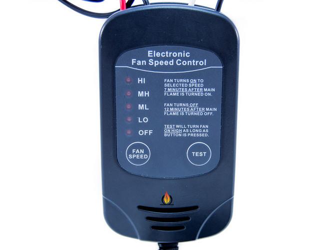 Fk Esc Electronic Blower Fan Speed Control Module