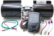 GFK-160A Fireplace Blower Kit for Heatilator - Heat & Glo Fireplaces