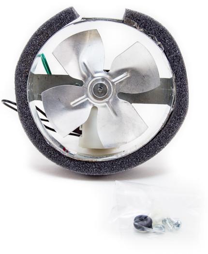 In Line Duct Booster Fan : Duct booster fan in line