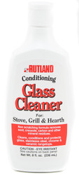 Silicone Based Glass Cleaner - My Fireplace Blower