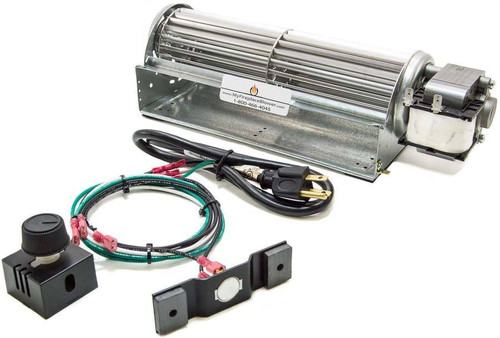 FK4 Fireplace Blower Fan Kit for Heatilator GC361, GC421 Fireplaces
