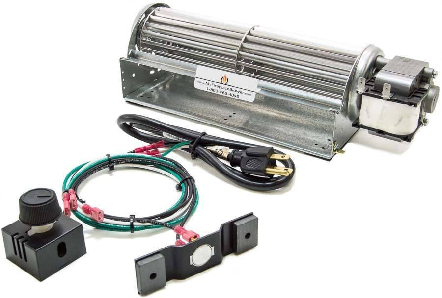 FK4 Blower Kit | Heatilator Fireplace Blower Fan Kit | GCBC42 ...