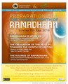 One Day Webinar - Preparation For The Blessed Month of Ramadhaan - Ramadhaan Is Upon Us by Shaykh 'Arafat al-Muhammady