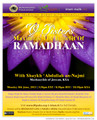 O Sisters Maximize The Benefit Of Ramadhaan by Shaykh 'Abdullah an-Najmi