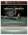 Listening To Unknown Speakers and Its Dangers Upon The Deen by Shaykh 'Abdullah Sulfeeq adh-Dhafiri