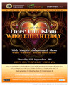 O You Who Believe Enter Into Islaam Wholeheartedly by Shaykh Muhammad 'Akoor