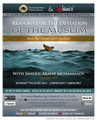 Reasons For The Deviation Of The Muslim And The Means Of Protection by Shaykh 'Arafat Muhammady