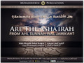 Are The Ashā'irah From Ahl Sunnah wal Jamā'ah? by Shaykh Azhar Sniqra