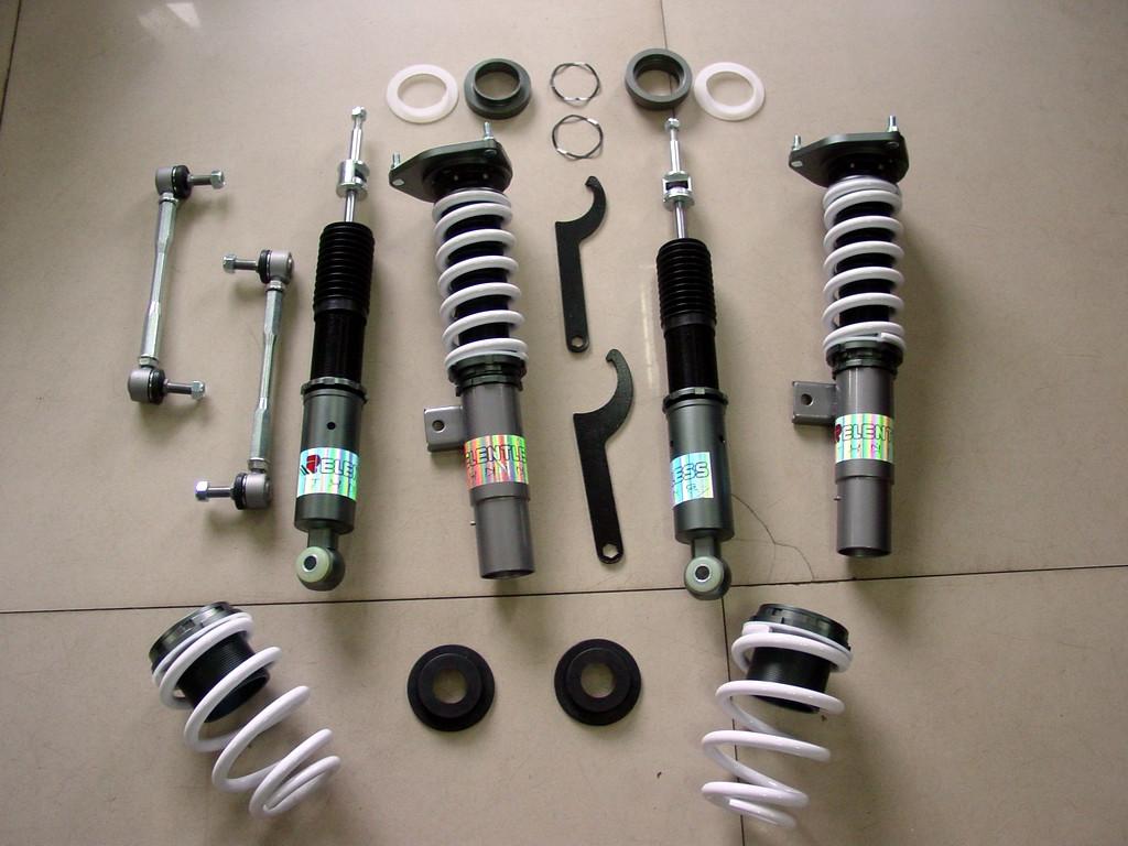 For Volkswagen Golf Mk5 Gti Turbo Tfsi Engine Coilover Suspension Kit Ssautochrome Inc