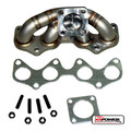 Turbo Manifold SCHEDULE 40 for Toyota Starlet/Glanza EP82EP85EP91 4EFE 4EFTE EP