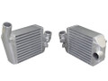 "00-02 AUDI S4 Upgrade Side Mount Intercooler, Core Size: 8""x7.5""x3.5"", 2"" Inlet & Outlet"