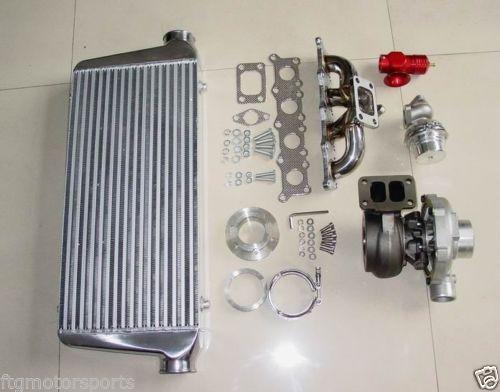 Audi 1 8L TD04 Kit - T25/T28 Turbo 1 8L Audi QUATTRO