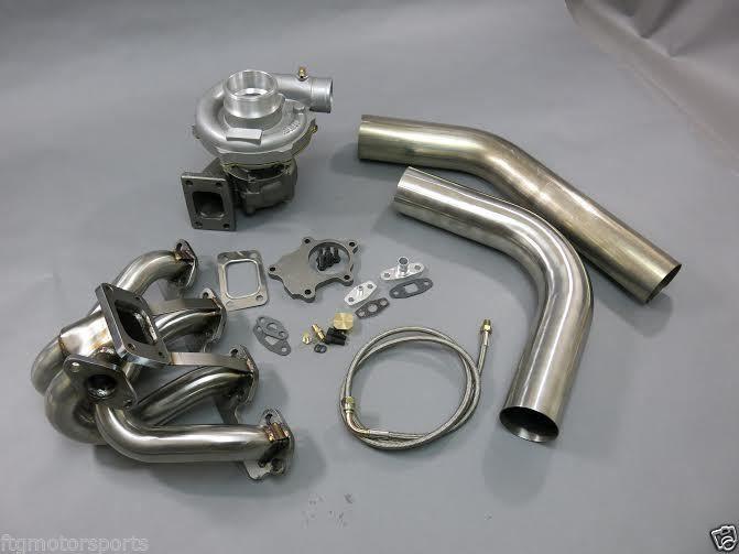 Ford 2 3L Turbo KIT, Turbo Coupe, Stang, Merkur XR4Ti Mustang SVO, XR-7