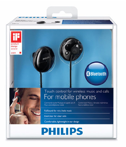 Philips Tapster SHB7110 box