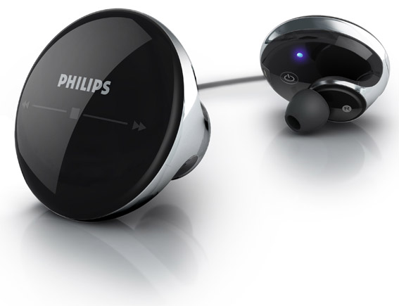 Philips Tapster SHB7110 Headphones