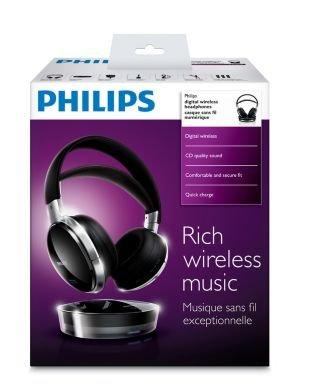 Philips SHD8900 Headphones - Box View