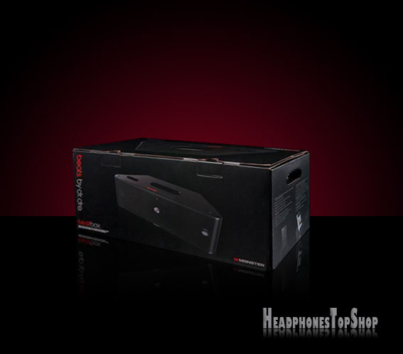 Monster - Beats by Dr. Dre Beatbox Dock for Apple® iPod®