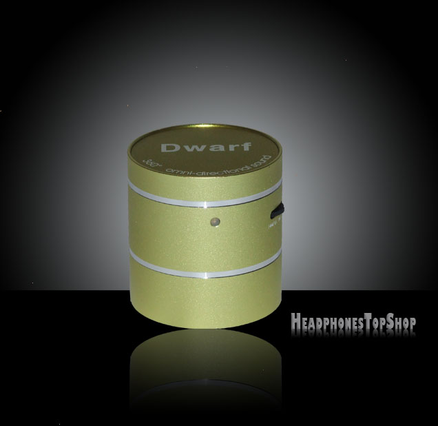 Mighty Dwarf Portable Speakers