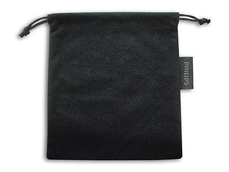 Philips SHH8808 In Ear Earbuds -  Storage pouch