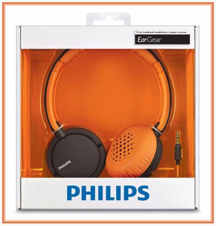 SHL5001 On Ear Headphones box