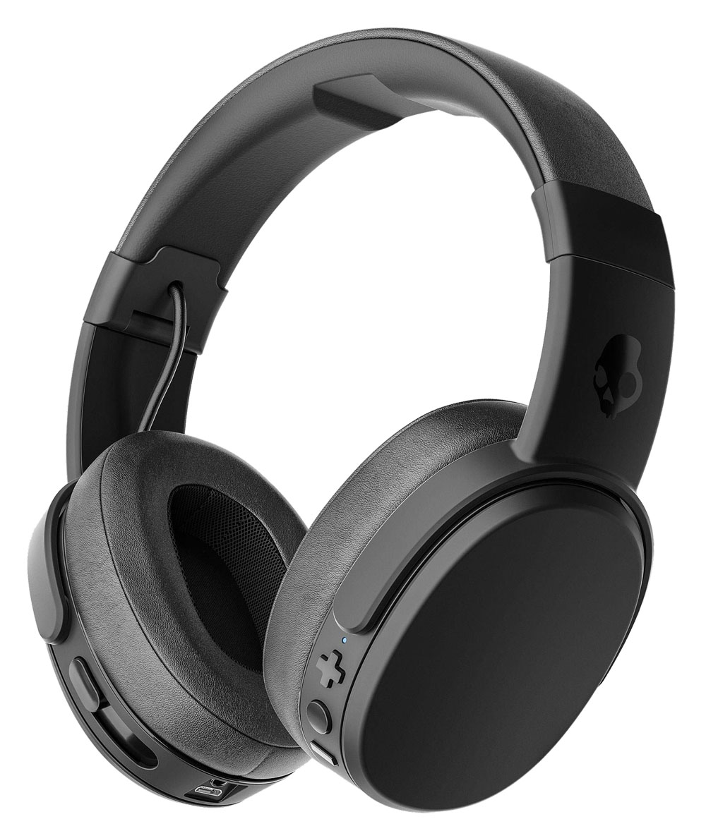 Black Skullcandy Headphones