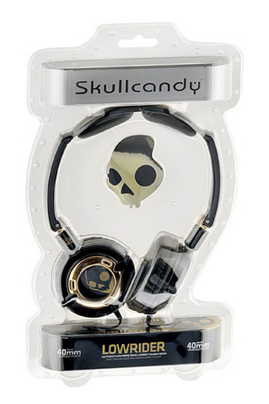 Skullcandy Lowrider - Box View