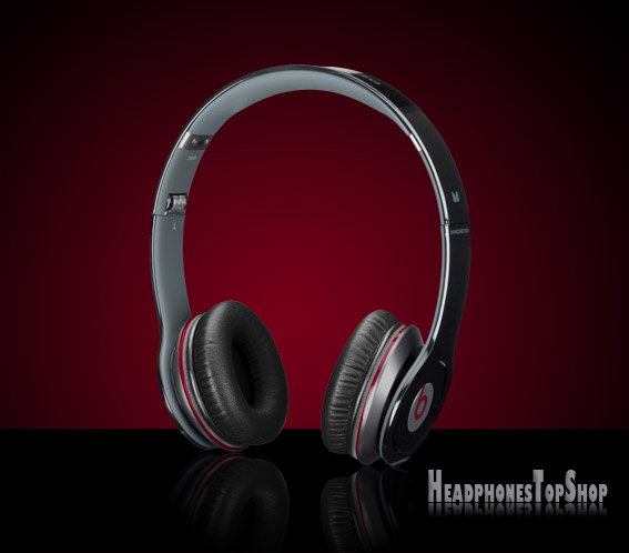 Beat by DreSolo Hd Black Headphones