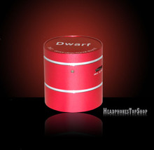 Red Mighty Dwarf Vibration Speaker