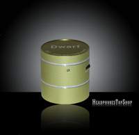 Green Mighty Dwarf Vibration Speaker