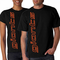 Giants Vert Shirt™ Black T-shirt