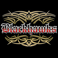 Blackhawks Tattoo Hoodie