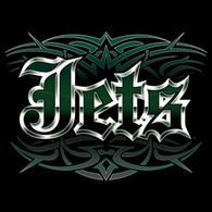 Jets Tattoo Hoodie