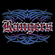 Rangers Tattoo Hoodie