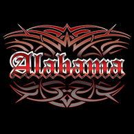 Alabama Tattoo Tank Top
