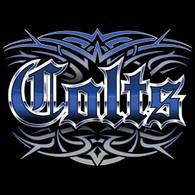 Colts Tattoo Hoodie