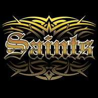 Saints Tattoo Tank Top