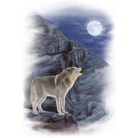 Howl at the Moon Wolf T-shirt