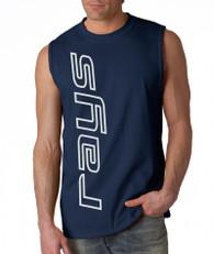 Rays Sleeveless Vert Shirt™