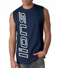 Lions Sleeveless Vert Shirt™ T-shirts