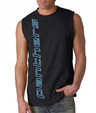 Panthers Sleeveless Vert Shirt™ T-shirt