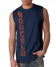 Broncos Sleeveless Vert Shirt™