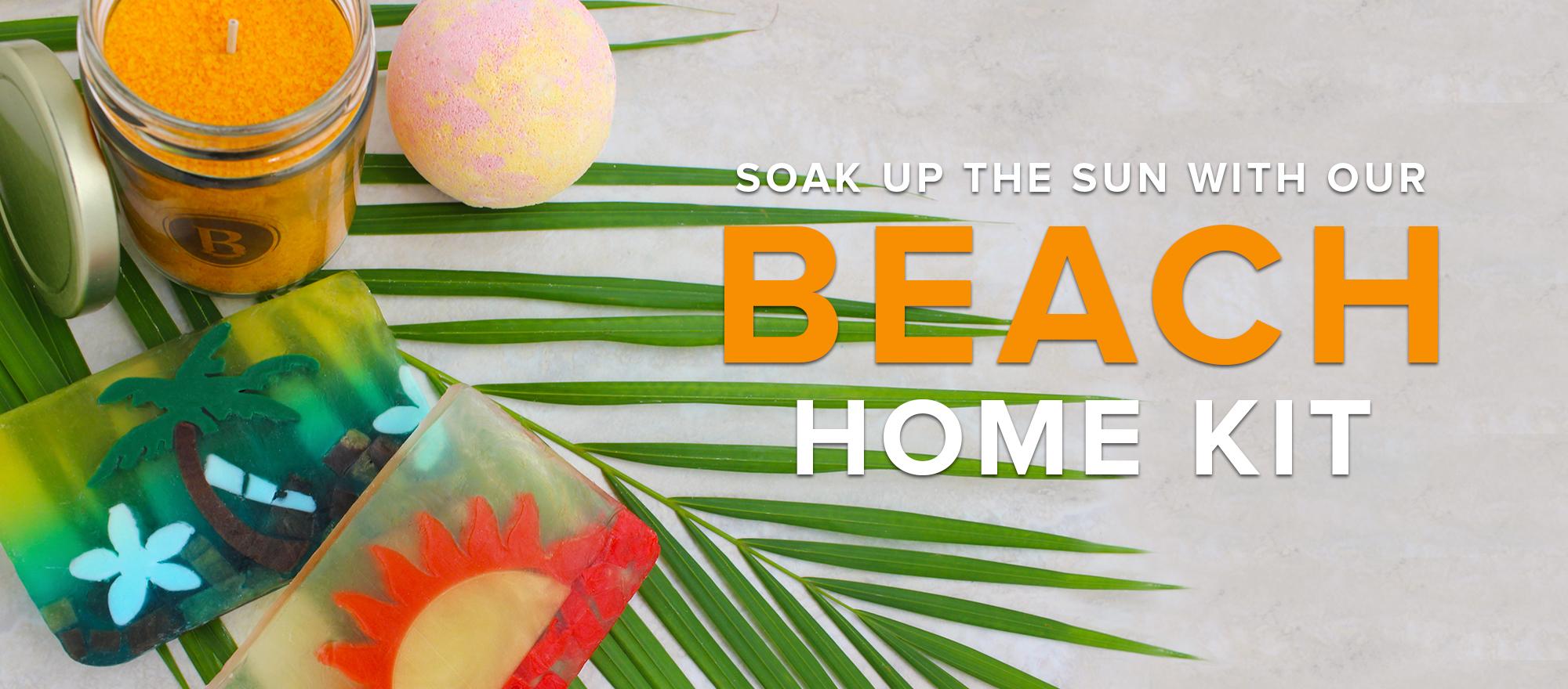 NEW! Beach Home Kit
