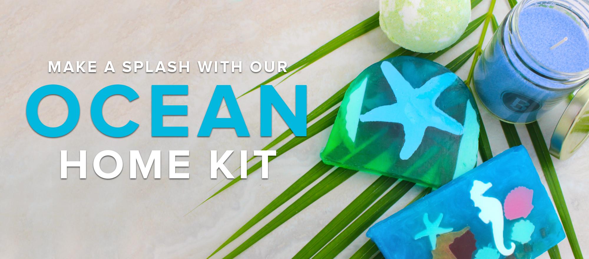 NEW! Ocean Home Kit