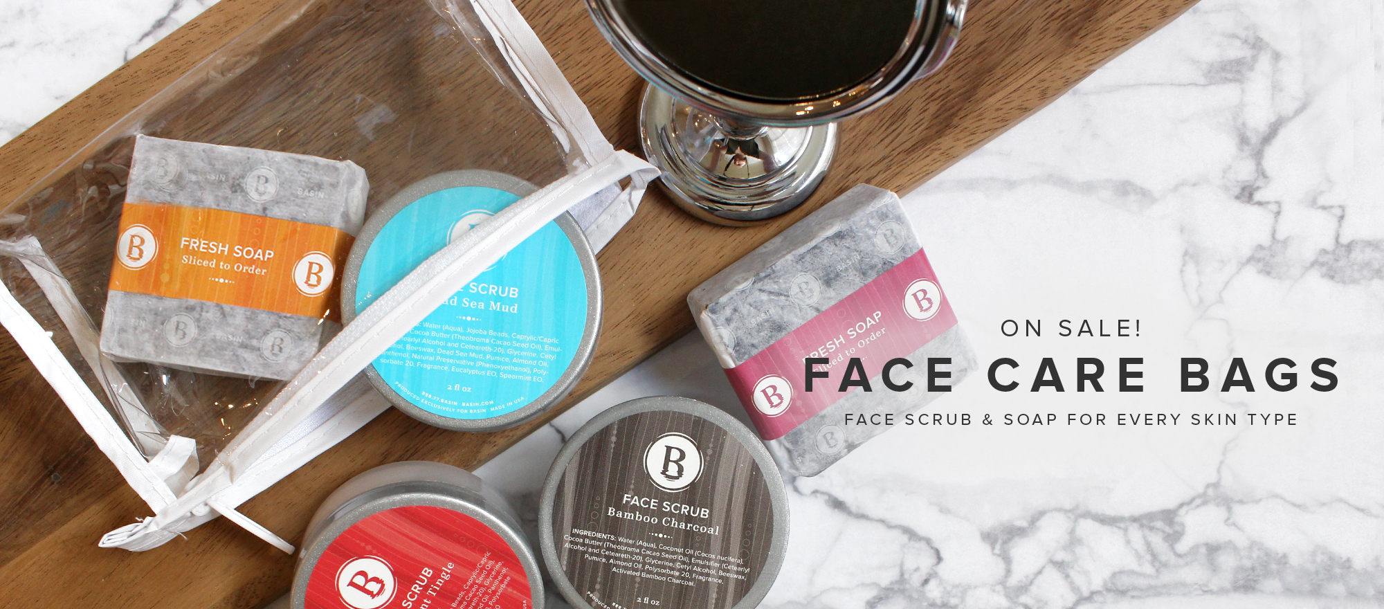 Face Care Bags