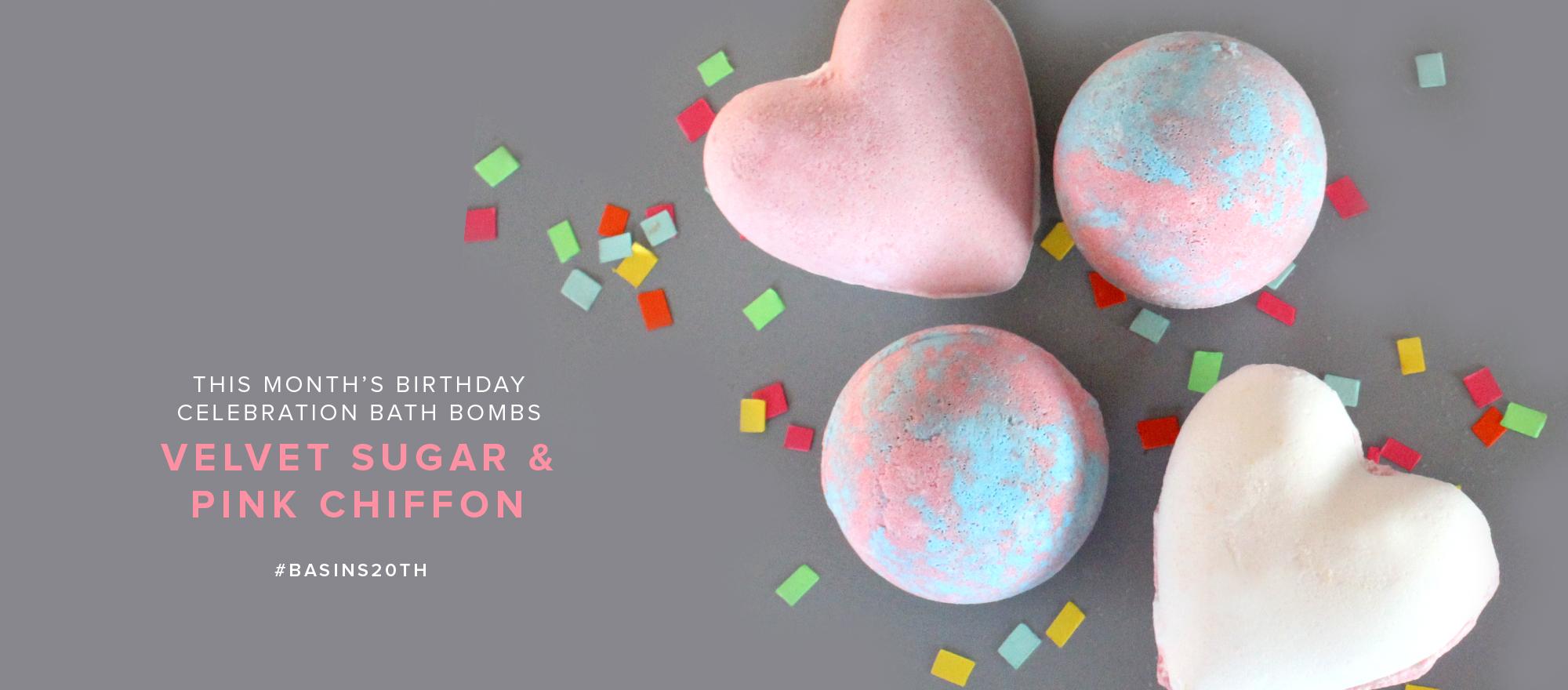 Velvet Sugar & Pink Chiffon