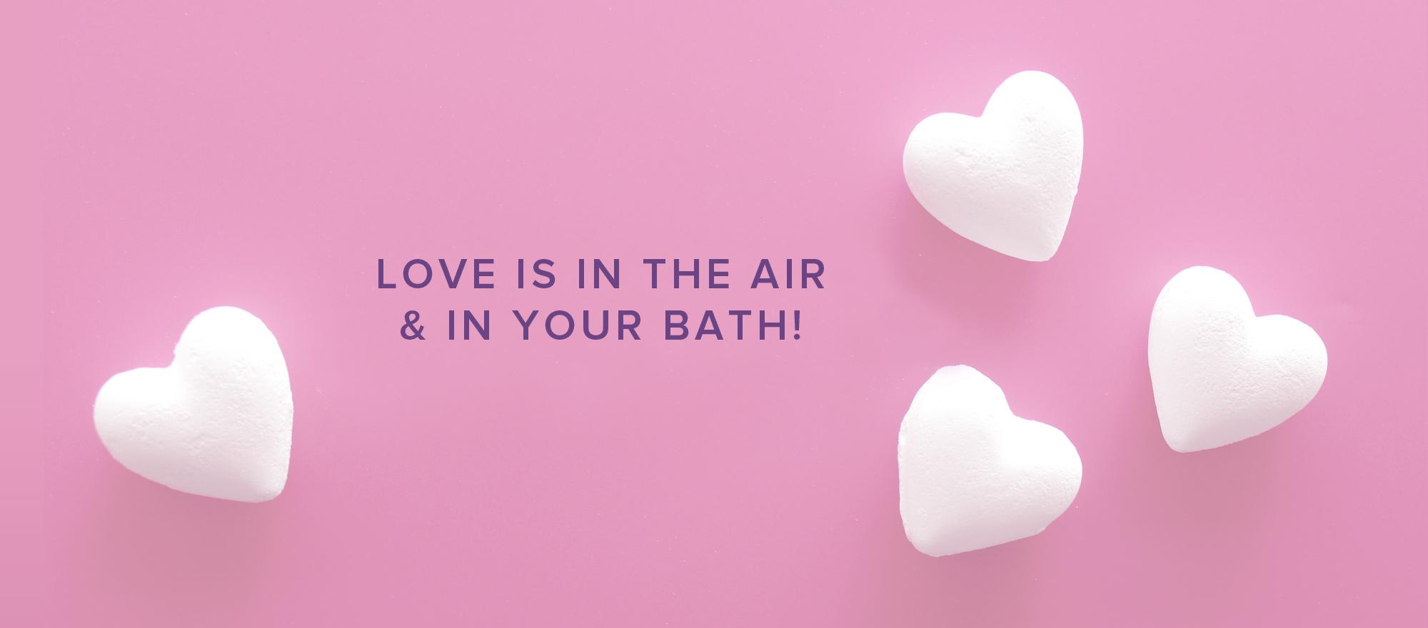 Love Bath Bombs