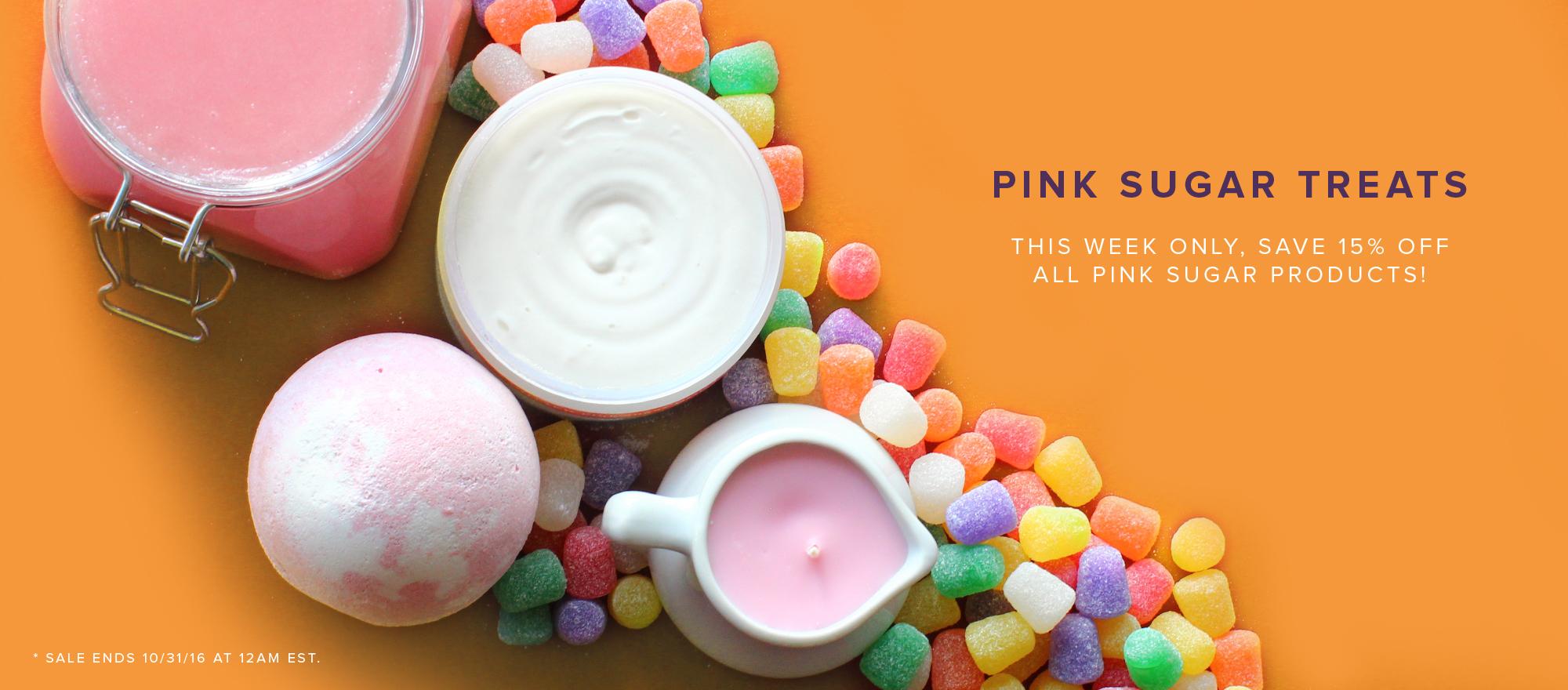Pink Sugar Sale