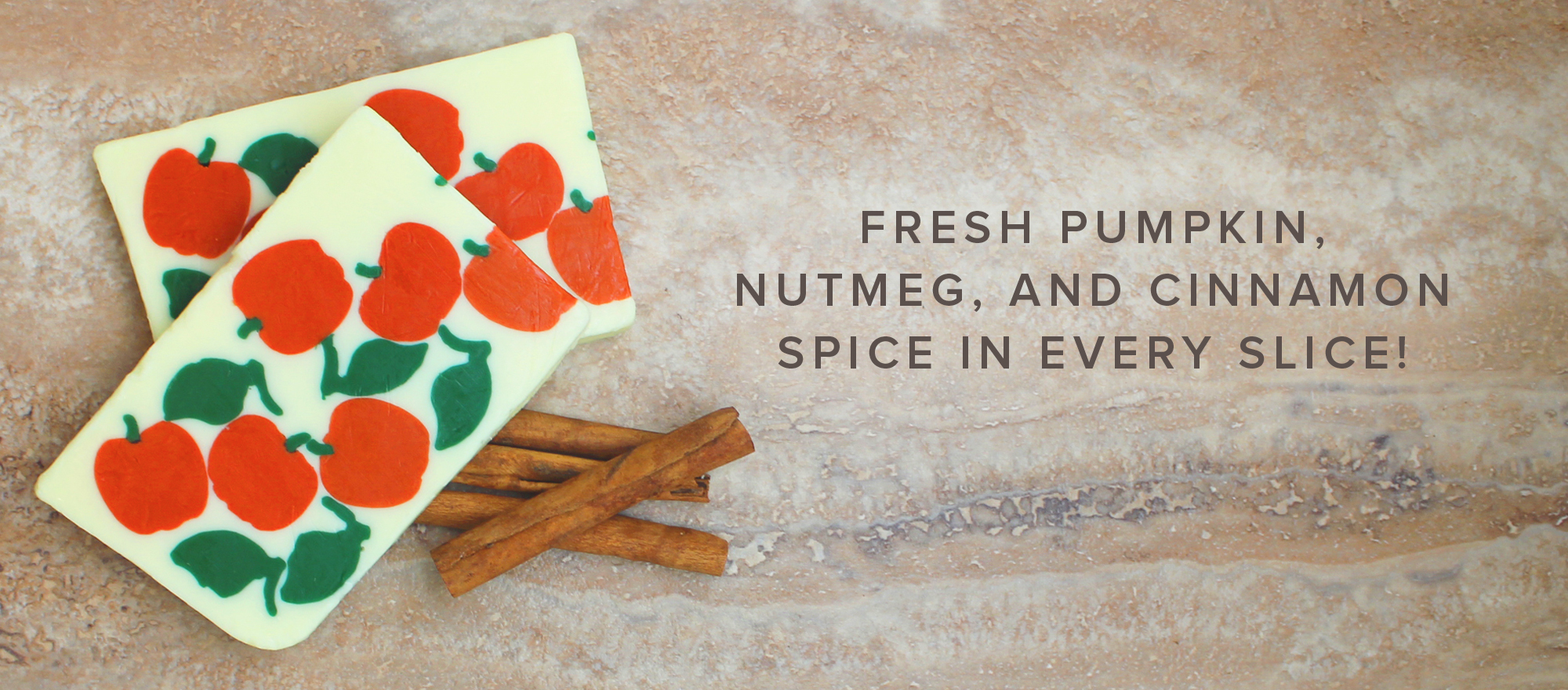 Pumpkin Patch Soap
