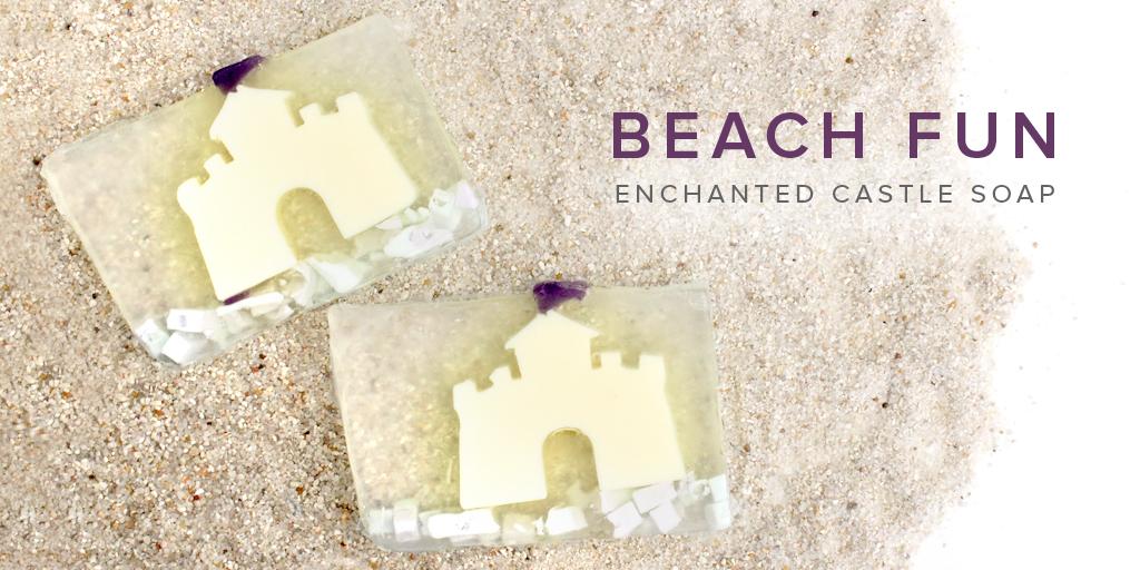 Enchanted Castle Soap