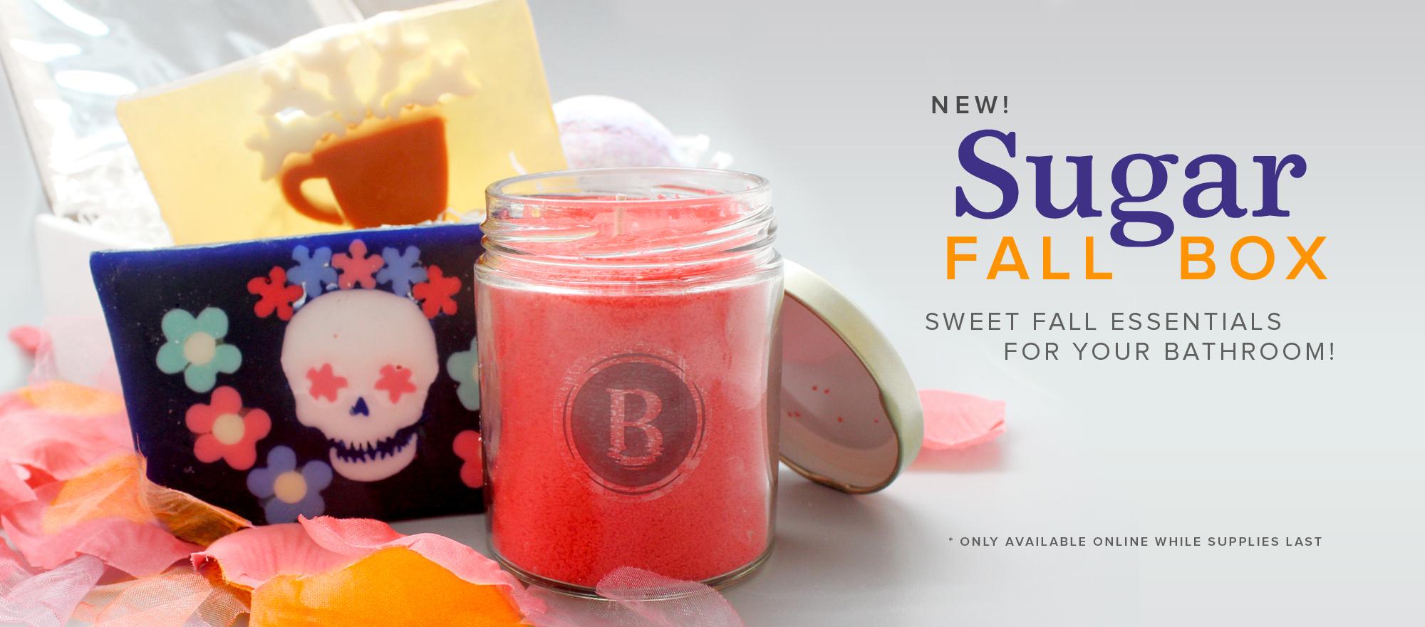 NEW! Sugar Fall Box